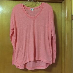 Gap Cotton Lightweight Ribbed Shirt ~ L